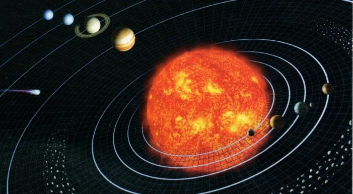 sistema planetario solar