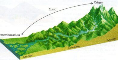 Los Ríos: Partes, Etapas, características y su Importancia